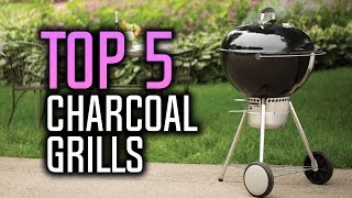 Download Best Charcoal Grills in 2017! Video