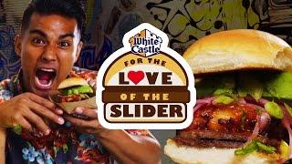 Download Chef Jordan Andino's Pork Belly White Castle Burger - New York | For the Love of the Slider Video