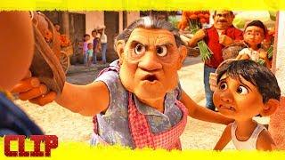 Download Coco Clip Disney ″Plaza del Mariachi″ Español Latino Video