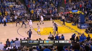 Download stephen curry 9 point explosion Video