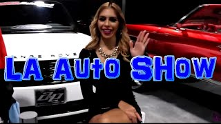 Download LA Auto Show Video