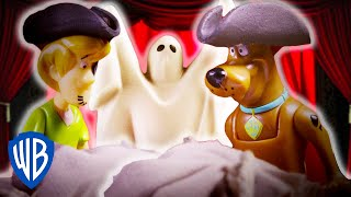 Download Scooby-Doo! Mystery Cases | The Case of the Ghost in the Theater | WB Kids #Scoobtober Video