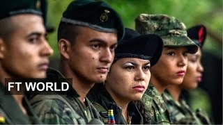 Download The last days inside a Farc rebel camp | FT World Video