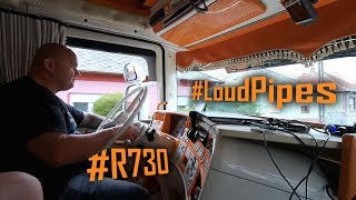 Download LOUD SCANIA R730 V8 CRUISE Video