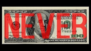 Download 3 THINGS YOU SHOULD NEVER DO WITH YOUR MONEY Video