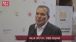 Download İHBİR BAŞKANI HALUK OKUTUR HEDEFLERİ AÇIKLADI Video