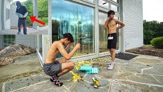 Download We can't believe someone did this to our house.. (not a prank) Video