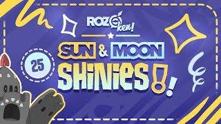 Download 25 Live Sun & Moon Shiny Reactions! Shiny Pokemon Montage / Compilation! Video