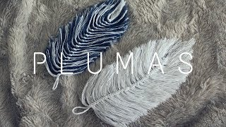 Download Plumas De Hilo/ Feathers made out of yarn Video