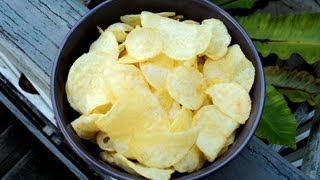 Download HOW TO MAKE THIN n CRISPY POTATO CHIPS Video