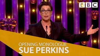 Download Sue Perkins' opening monologue - The British Academy Television Awards 2018 - BBC One Video