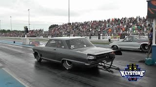 Download Pt. 1 Saturday Night Street Drags- Larry Larson vs. Daddy Dave- July 2, 2016 Video