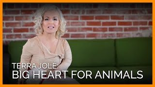 Download 'Little Women' Star Has a Big Heart for Animals Video