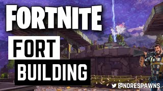 Download Fortnite - Fort Building (Storm Shield Guide) Video