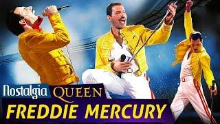 Download FREDDIE MERCURY (QUEEN) - Nostalgia Video