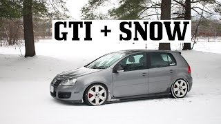 Download Is my GTI Good in Snow?! Video