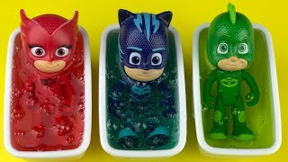 Download Pj Masks Toys and Toy Bathtubs, Learn Colors for Kids Video