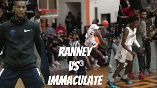 Download GAME OF THE YEAR?! Ranney vs Immaculate | Bryan Antoine, Jalen Carey, Scottie Lewis , Justin Winston Video