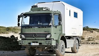 Download Der Atego 1018 - Das ultimative Reisemobil? Video