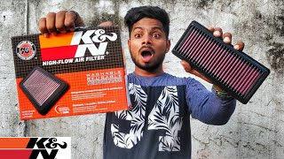 Download K&N Airfilter for Pulsar NS 200 | Performance Upgrade!!!! Video