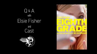 Download Eighth Grade Q&A with Elsie Fisher & Cast! Video