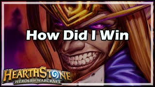 Download [Hearthstone] How Did I Win Video