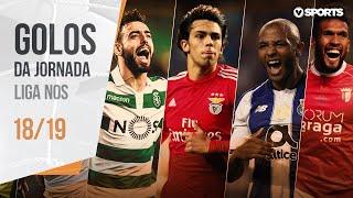 Download Liga 18/19: Os 34 Golos da Jornada Video