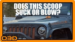 Download Does it Suck or Does it Blow Daystar Hood Scoop Cowl Induction or What Video