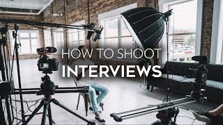Download How to Shoot an Interview | Job Shadow Video