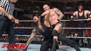 Download John Cena & Roman Reigns vs. Randy Orton & Kane: Raw, June 30, 2014 Video