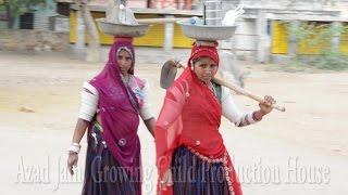 Download Rajasthan Village women.Strong Working Woman in Indian Village,Rajasthan Video,Bhinmal Junjani Video