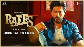 Download Shah Rukh Khan In & As Raees | Trailer | Releasing 25 Jan Video