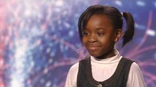 Download Natalie Okri sings Alicia Key's No One - Britain's Got Talent - Show 6 Video
