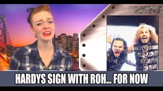 Download Hardys Sign with ROH... For Now Video
