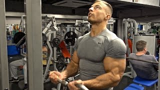 Download Full Biceps & Triceps Workout For Bigger Arms Video