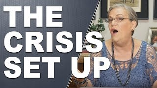 Download 7-11-18 THE CRISIS SET UP: At Your Expense by Lynette Zang Video