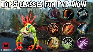 Download World Of Warcraft [FR] - Top 5 classes les plus fun PvP Video