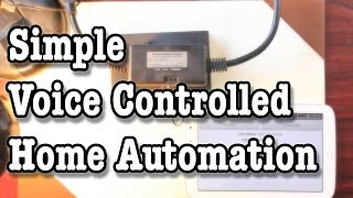 Download Simple Voice Controlled Home Automation Video