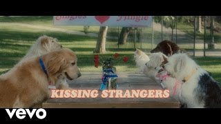 Download DNCE - Kissing Strangers ft. Nicki Minaj Video
