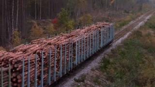 Download Tavarajunia Haapajärven radalla Video