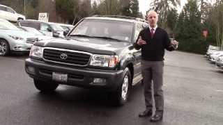 Download 2000 Toyota Land Cruiser review - In 3 minutes you'll be an expert on the 2000 Land Cruiser Video