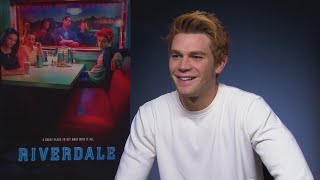 Download Riverdale: KJ Apa on his school life & American accent issues Video
