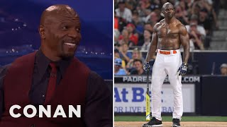 Download Terry Crews: Real Fashion Is Being Shirtless - CONAN on TBS Video