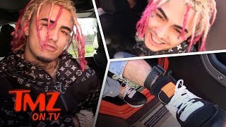 Download Lil Pump Doesn't Care About The Police | TMZ TV Video