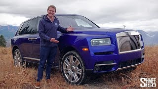 Download The Rolls-Royce Cullinan is the Most Exquisite SUV EVER! | FIRST DRIVE Video