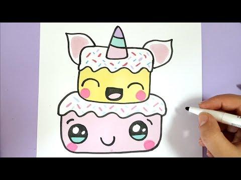 Stream Einen Kawaii Einhorn Kuchen Selber Malen 3246 On Benbego Com