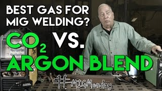 Download Best Gas for MIG Welding: CO2 vs. C25 MIG Mix | MIG Monday Video