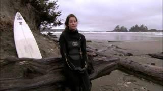 Download Winter Surfing in Tofino British Columbia Video