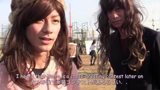 Download [字幕付き] Japanese University Festival!! (cross-dressing contest!!) Video