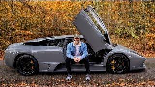 Download SPECIAL DRIVE in my LOUD Lamborghini Murcielago LP640 Video